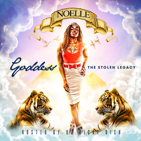 The Stolen Legacy Noelle G front cover