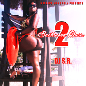 Backwood Music 2 DJ S.R. front cover