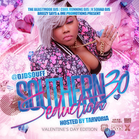 Southern Seduction Vol. 30 (Valentine's Day Edition) Hosted by Tarvoria Tarvoria front cover