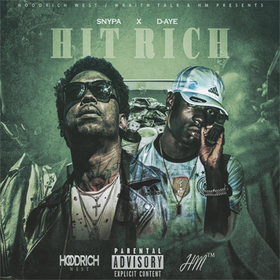 Hit Rich Snypa front cover