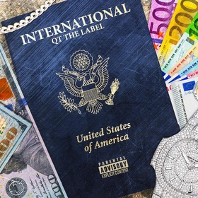 International QT The Label front cover