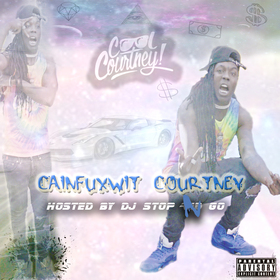 CainFuxWit Courtney Cool Courtney front cover