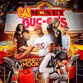 Gas Money 6 (Hosted By DJ Money Mook) DJ Money Mook front cover