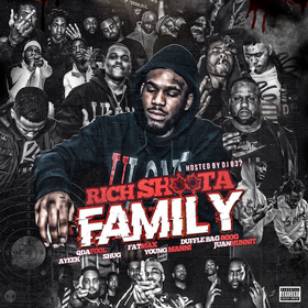 Rich Shoota Family Rich Shootas front cover