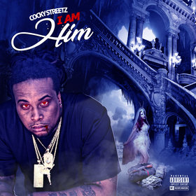I Am Him Cocky Streetz front cover