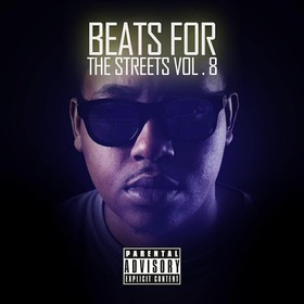 Beats For The Streets Vol. 8 DJ Tony H front cover