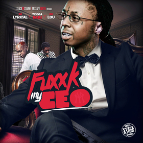 Fuxxk My Ceo DJ Lyrical front cover