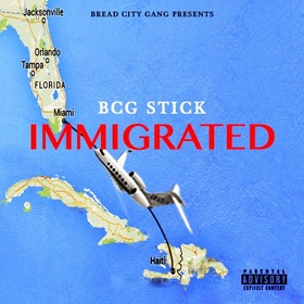 Immigrated BCG Stick front cover