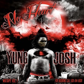 No Heart Yung Josh  front cover