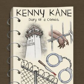 Diary Of A Convict OG Kenny Kane  front cover