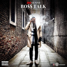 Boss Talk BMG Sunny front cover