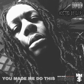 You Made Me Do This Project front cover