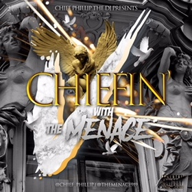 Chiefin With The Menace 5 Chief Phillip front cover