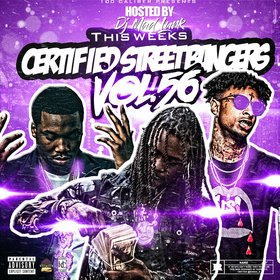 This Weeks Certified Street Bangers Volume.56 DJ Mad Lurk front cover