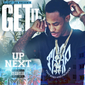 Up Next Get It front cover