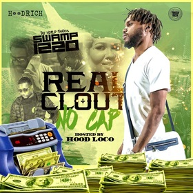 Real Clout No Cap DJ Swamp Izzo front cover