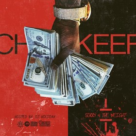 Sorry 4 The Weight Chief Keef front cover