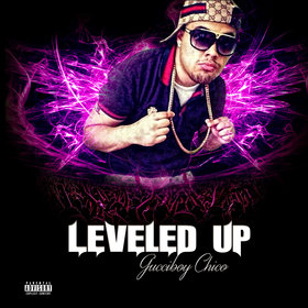 Leveled Up Gucciboy Chico front cover