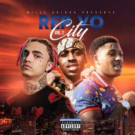 Rep Yo City Vol. 2 Mille G front cover