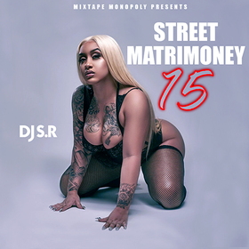 Street Matrimoney 15 DJ S.R. front cover