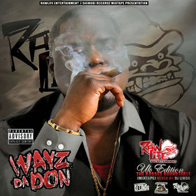 Wayz Da Don - The Bosses RoundTable Mixtape (UK Edition) Mixed by DJ Lindo DJ Lindo front cover