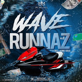Wave Runnaz CHILL iGRIND WILL front cover