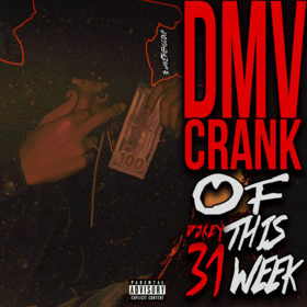 DMV Crank Of This Week #31 DJ Key front cover