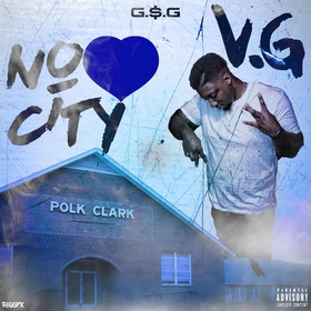 No love City VG front cover