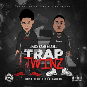 Trap Twinz YPG Chase front cover