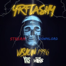 VI$ION '96 YRFLASHY front cover