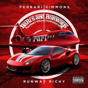 Raris & Runways Runway Richy front cover