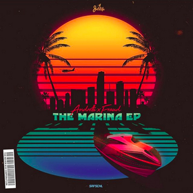 The Marina EP Curren$y front cover