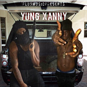 Yung Xanny (The Ep) xanman front cover