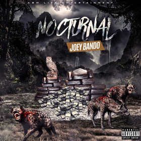 Nocturnal Joey Bando front cover
