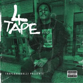4 Tape Trap Squad Dulli front cover