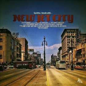 New Jet City Curren$y front cover