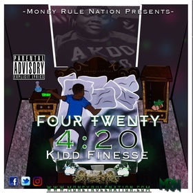 Kidd Finesse 4:20 MellDopeAF front cover