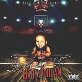 Baby Jordan Jay Hunter front cover
