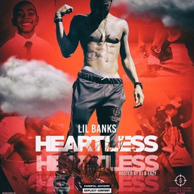 Heartless LiL BANK$ front cover