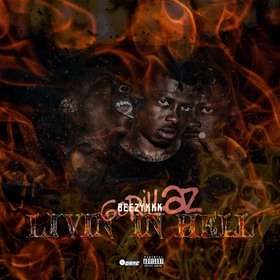 Living In Hell beezykkk front cover