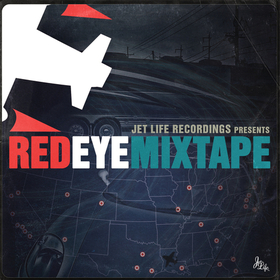 Red Eye Mixtape Curren$y front cover