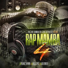 RapMamba 4 Yung Jzzl front cover