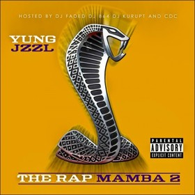 The Rap Mamba 2 Yung Jzzl front cover