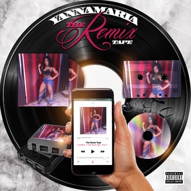 The Remix Tape Yanna Maria front cover