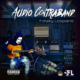 AUDIO CONTRABAND FREAKY LOOPIANO front cover
