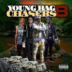 Young Bag Chasers 8 Young Bag Chasers front cover