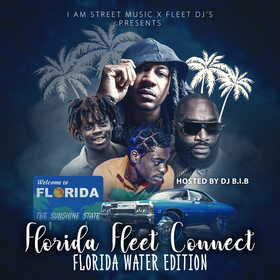 Florida Fleet Connect (Florida Water Edition) DJ B.I.B front cover