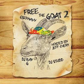 Free The Goat 2 Jeff Chery  front cover