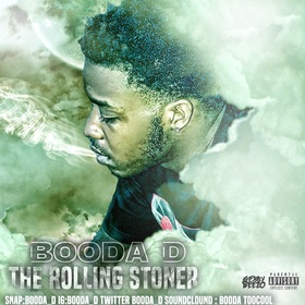 Booda D - The Rolling Stoner MellDopeAF front cover