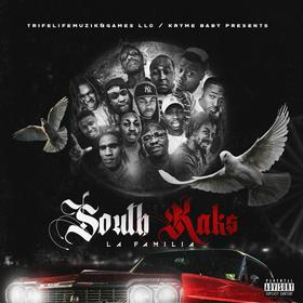 SOUTH KAKS LA FAMILIA DJ Effect front cover